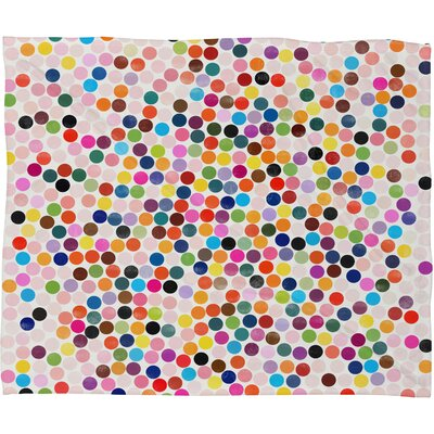 Jaden Christopher Syre Throw Blanket Size: 40 H x 30 W