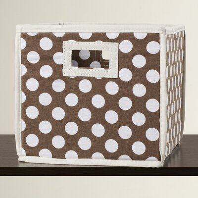 Polka Dot Basic Storage Cube