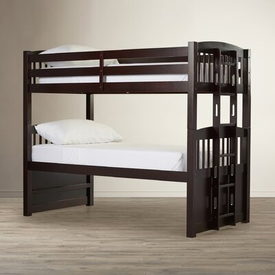 Grier Hammond Twin Bunk Bed with Ladder