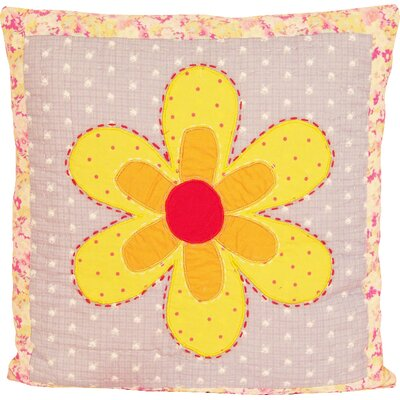 Hazel Cotton Throw Pillow