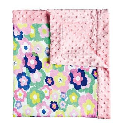 Aloha Floral Dot Blanket