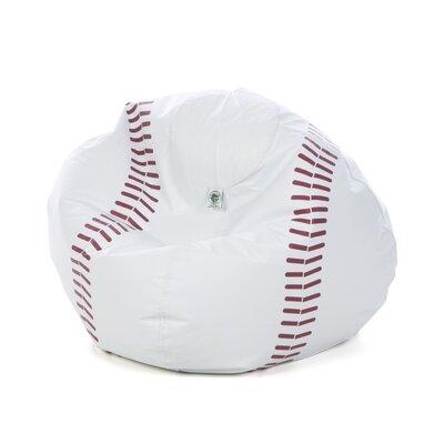 Kierra Baseball Bean Bag Chair