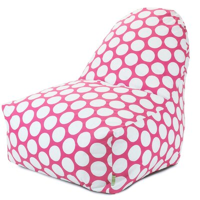 Telly Bean Bag Lounger Upholstery: Hot Pink