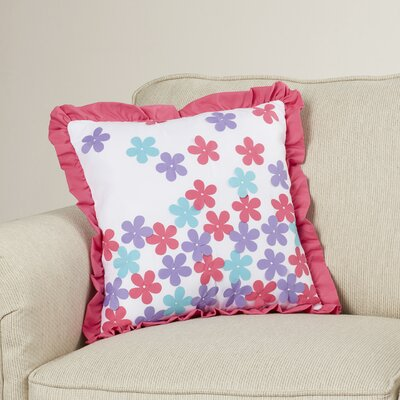 Reb Multi-color Throw Pillow