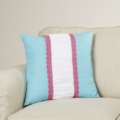 Reb Throw Pillow
