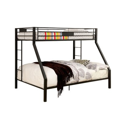 Kenly Twin Over Full Bunk Bed