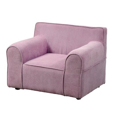 Youth Arm Chair Color: Purple