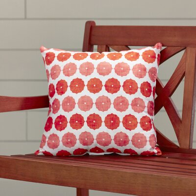 Kerry Outdoor Throw Pillow Size: Large