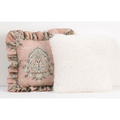 Rutledge 2 Piece Cotton Throw Pillow Set