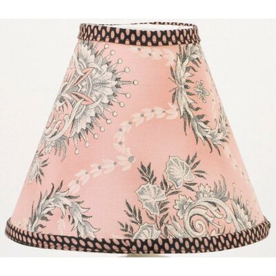 Rutledge 9 Cotton/Polystyrene Empire Lamp Shade
