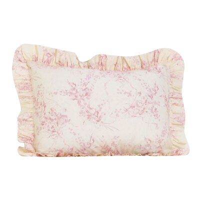 Sadie Ruffled Pillow Sham
