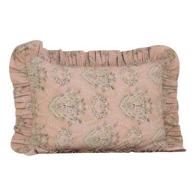 Rutledge Ruffled Pillow Sham