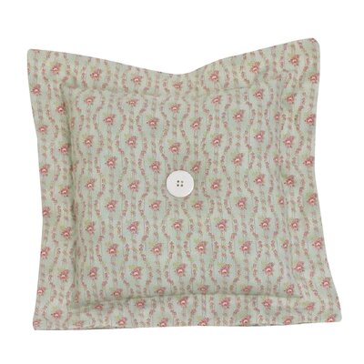 Oxford Floral Throw Pillow