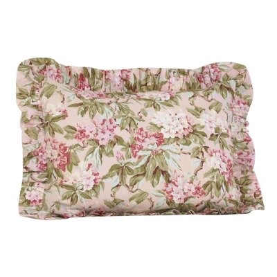 Oxford Ruffled Pillow Sham