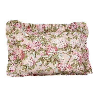 Oxford Ruffled Pillow Sham