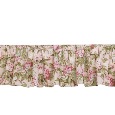 Oxford Bed Skirt Size: Twin