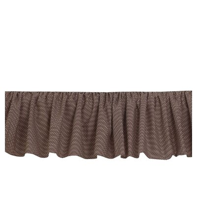 Rutledge Bed Skirt Size: Twin