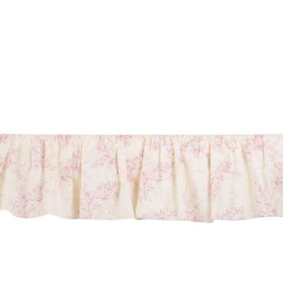 Sadie Bed Skirt Size: Twin