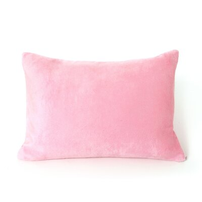 Dudley Boudoir Pillow Color: Pink