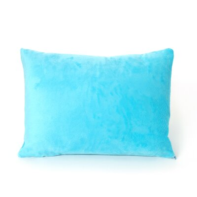 Dudley Boudoir Pillow Color: Blue