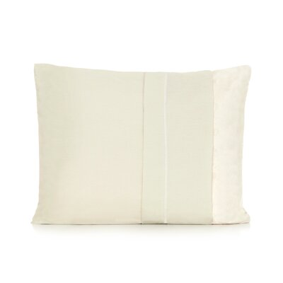 Dudley Toddler Pillowcase Color: Cream/Off White