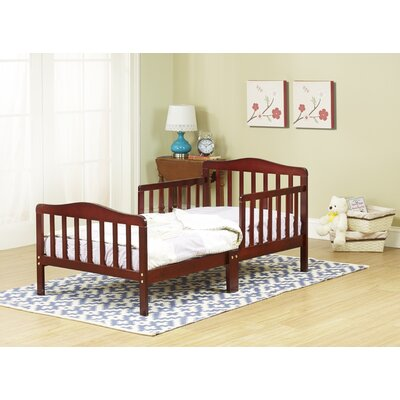 Convertible Toddler Bed Finish: Cherry