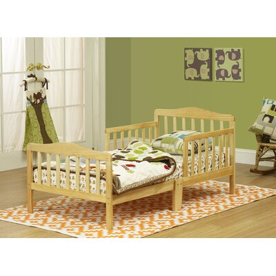 Convertible Toddler Bed Finish: Natural