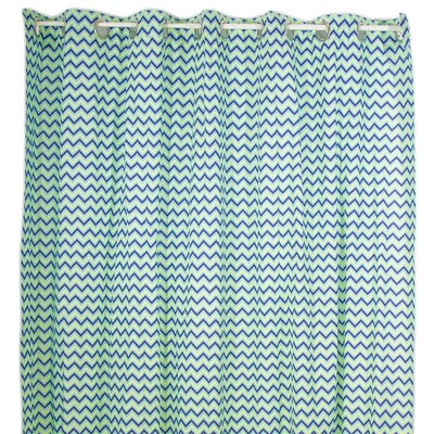 Dabney Cotton Shower Curtain