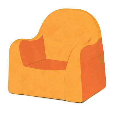 Little Reader Kid's Foam Club Chair PKFFLRAOR