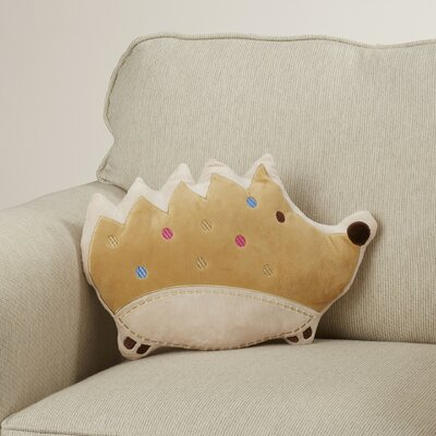Iftakar Hedgehog Throw Pillow