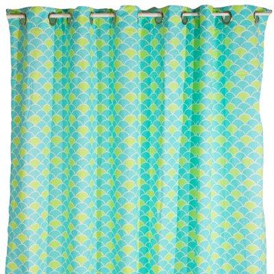 Reba Cotton Shower Curtain