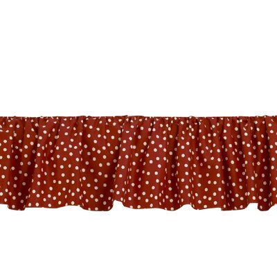 Statham 250 Thread Count Bed Skirt Size: Full