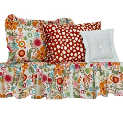 Omega Pillowcases and Bed Skirt Size: Full