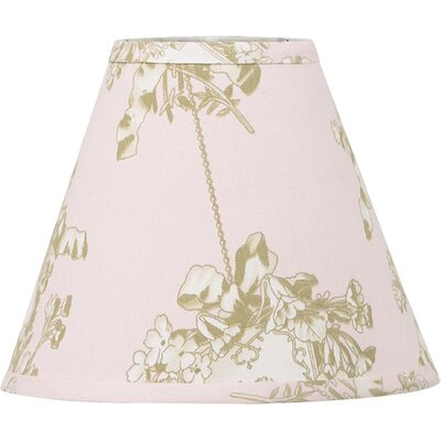 Patterson 9 Cotton Empire Lamp Shade