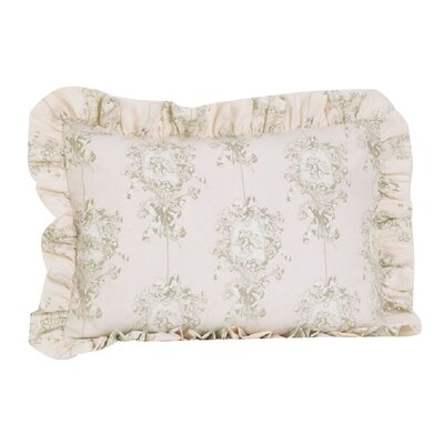 Patterson Ruffled Pillow Sham