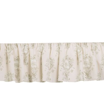 Patterson 250 Thread Count Bed Skirt Size: Twin
