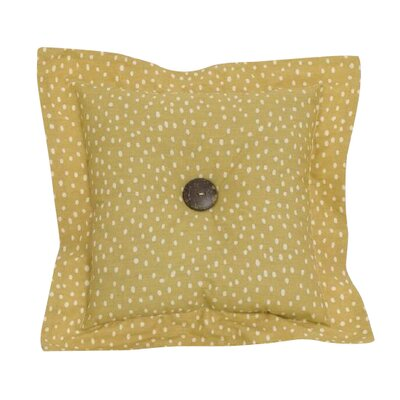 Pavo Dotted Throw Pillow