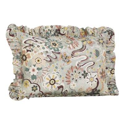Gretta Ruffled Pillow Sham