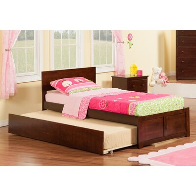 Greyson Platform Bed with Trundle