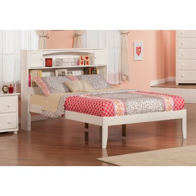 Greyson Platform Bed Color: White, Size: Full