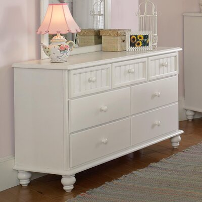 Davie 7 Drawer Dresser