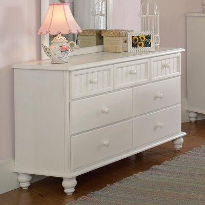 Davie 7 Drawer Dresser