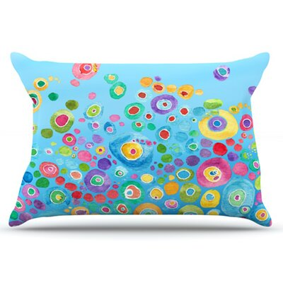 Pillowcase Color: Blue, Size: King