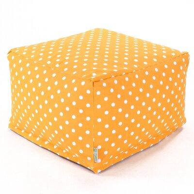 Telly Ottoman Fabric: Citrus