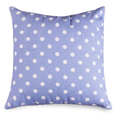 Telly Polyester/Polyester blend Small Throw Pillow Size: Large, Color: Lavender