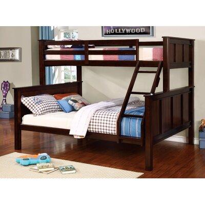 Cassie Bunk Bed Size: Twin/Queen