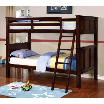 Cassie Bunk Bed Size: Twin/Twin