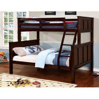 Cassie Bunk Bed Size: Twin/Full
