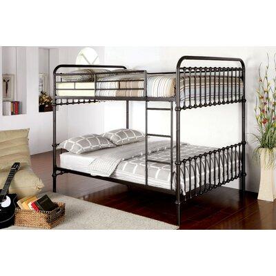 Jenny Bunk Bed Size: Full/Full