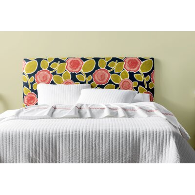 Eloy Upholstered Panel Headboard Size: California King